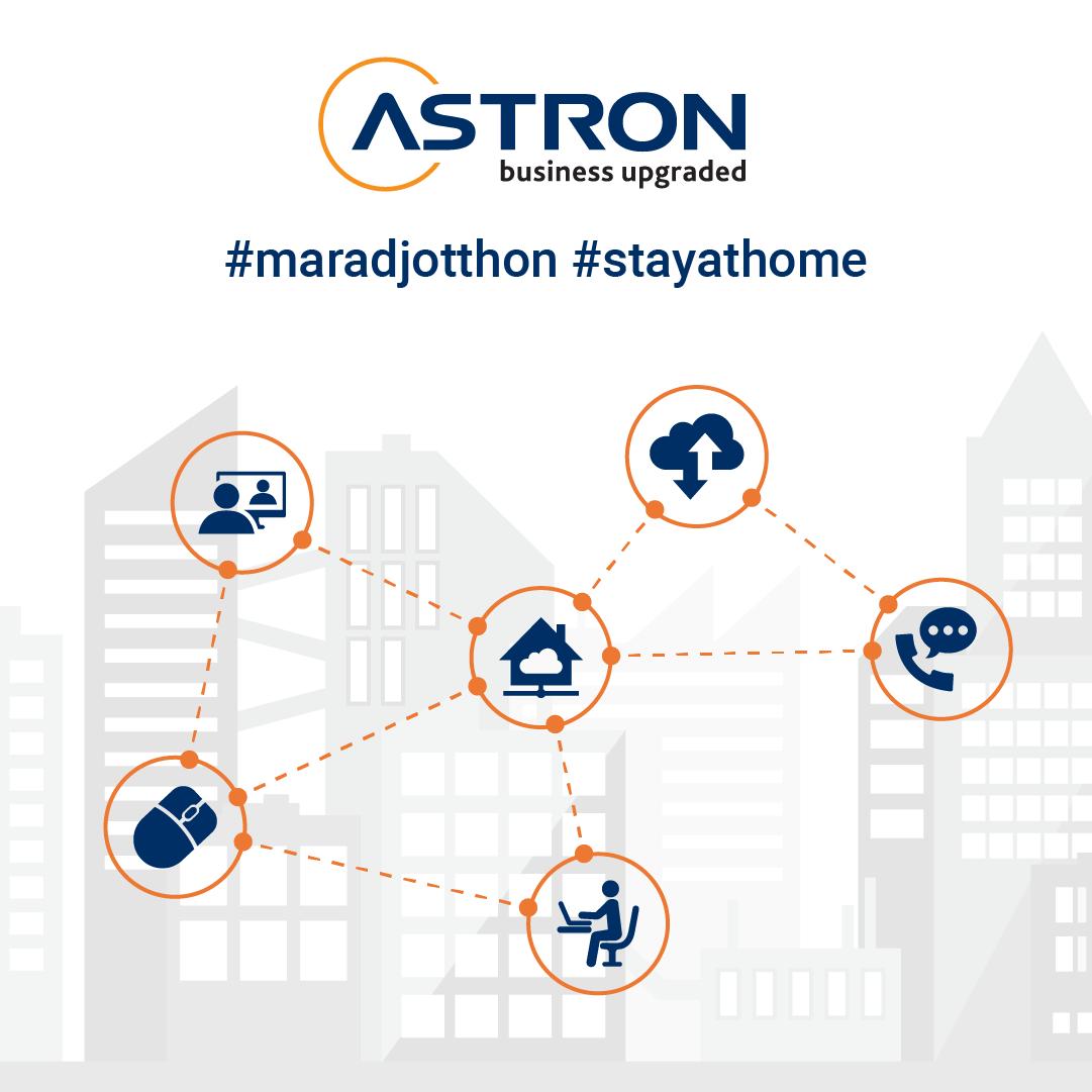 Home office-ból bonyolítja teljes üzleti tevékenységét az Astron Informatikai Kft.