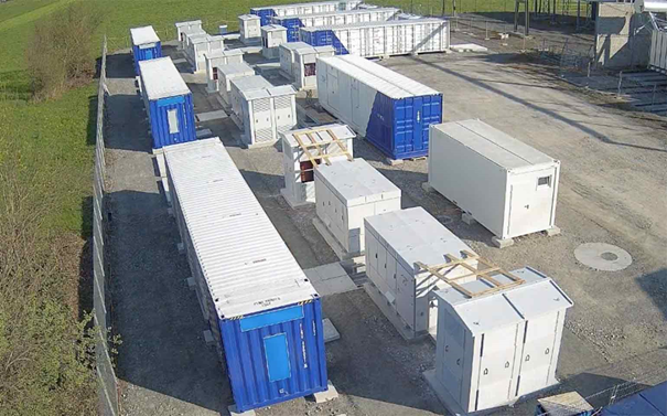 As a partner of Alpiq, Astron Informatics Ltd. took part in the development of the largest battery storage facility in Switzerland