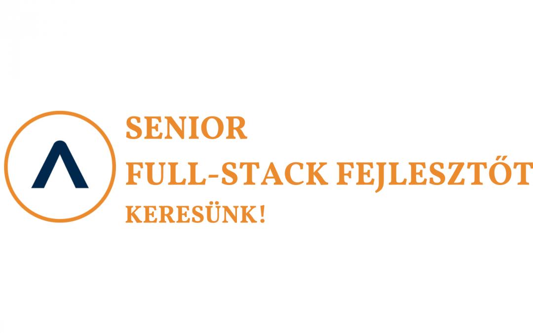 Senior Full-Stack Fej