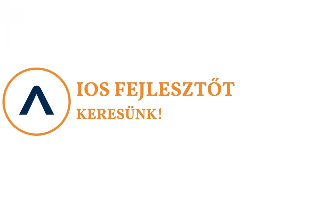 iOS fejlesztőt keresünk!